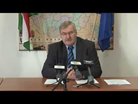 Hadházy Sándor, országgyűlési képviselő sajtótájékoztatója - 2016.12.09.
