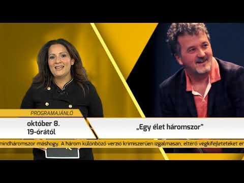 Programajánló / TV Szentendre / 2017.10.05.