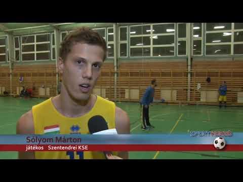 Sportkorzó / TV Szentendre / 2017.11.07.