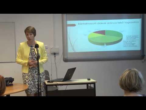 TV Szentendre / Dr. Jármi Éva, pedagógiai szakpszichológus előadása 1. rész / 2015.05.19.