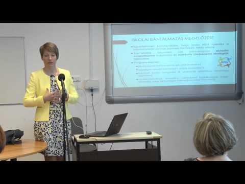 TV Szentendre / Dr. Jármi Éva, pedagógiai szakpszichológus előadása 2. rész / 2015.05.20.