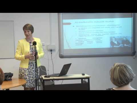 TV Szentendre / Dr. Jármi Éva, pedagógiai szakpszichológus előadása 3. rész / 2015.05.21.