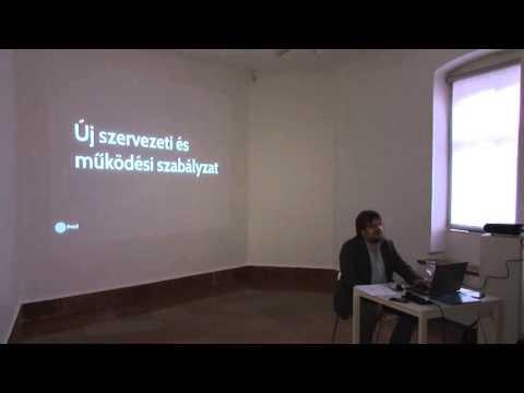 TV Szentendre / Ferenczy Múzeum sajtótájékoztató 1. rész / 2015.12.03.