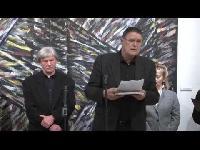 TV Szentendre / Hajdú László - HELYZETEK ÉS ÉRZETEK című kiállítása / 2015.04.01.