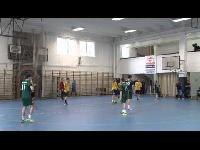 TV Szentendre /  Szentendrei KC - Szese Győr junior férfi kézilabda mérkőzés 2. félidő / 2015.04.10.