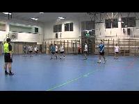 TV Szentendre /  Szentendrei KC - Tatai AC férfi serdülő kézilabda mérkőzés 2. félidő / 2015.02.03.