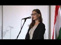 TV Szentendre / Zsidó kéziratok és szertartási tárgyak kiállítása / 2014.12.23.