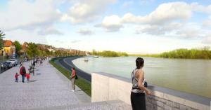 Lakossági fórum a Dunakorzóról