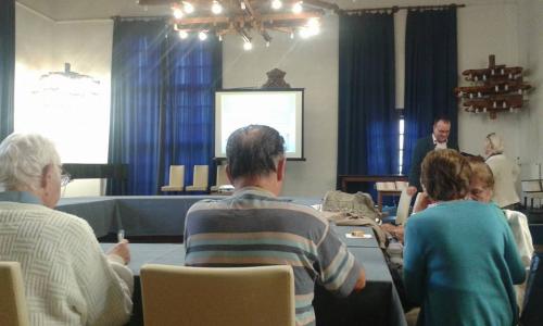 Újabb előadások a Szenior Akadémián