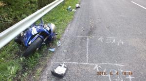 Halálos baleset okozása miatt kell felelnie