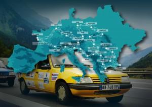 Europ' Raid – autós jótékonysági túra