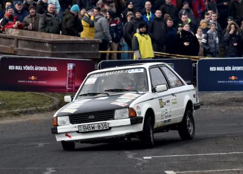 Újra Szentendrére jön a Budapest Rallye mezőnye
