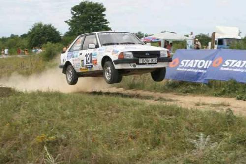 Kiránduló helyeket is érint a Budapest Rallye