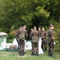Katonák is csatlakoztak a TeSzedd-hez!
