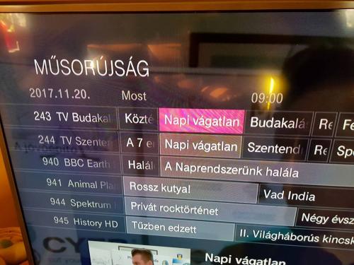 A Magyar Telekom IPTV hálózatán a TV Szentendre!
