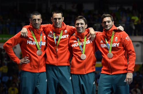 Újra Szentendrén az olimpikon