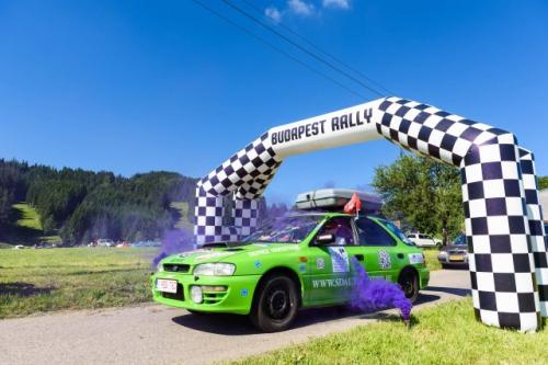 Budapest Rally: módosítják a pályát Szentendrénél