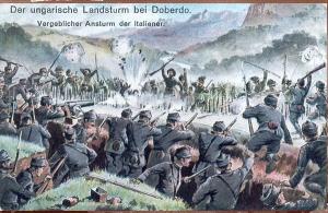 Hadtörténeti filmvetítés Doberdóról