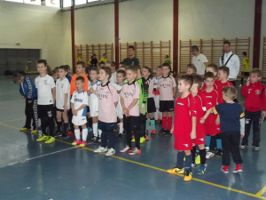 Rekordszámú nevező a Dunakanyar utánpótlás focitornán