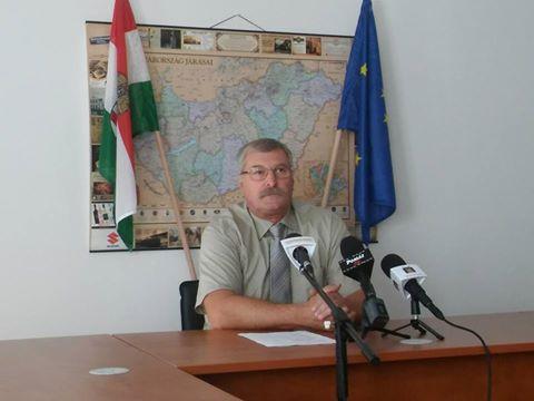 Sajtótájékoztatót tartott a héten a térség országgyűlési képviselője, Szentendrén.