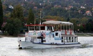 A Dunakanyar hajóközlekedésének visszaállítását kérik a térség önkormányzatai