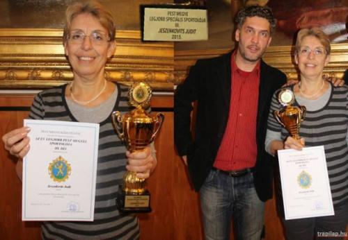 Szentendrei úszó Pest megye legjobb sportolói között
