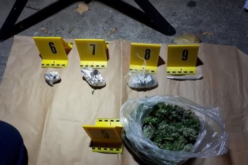 Kábítószer – Nyomozás indult egy 28 éves szentendrei férfi ellen