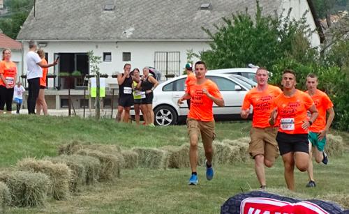 Szentendrei siker a Szőlőskör 2017 futóversenyen