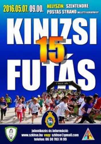 15. Kinizsi futás
