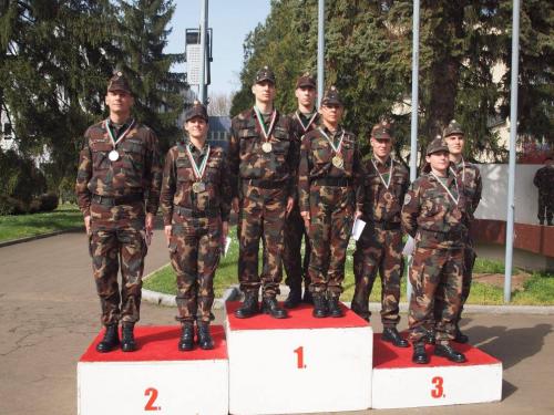 Alakulat szintű bajnokság az MH Altiszti Akadémián