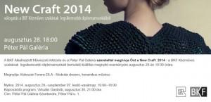 New Craft 2014 Szentendrén