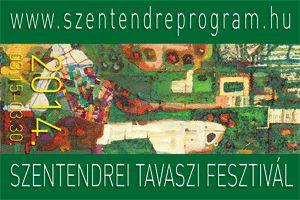 Idén is lesz Szentendrei Tavaszi Fesztivál