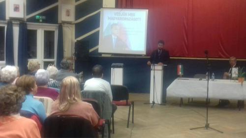Lakossági fórumot tartottak Pomázon
