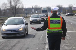 Ismét fokozott ellenőrzést tart a rendőrség az utakon