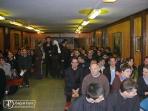Szerzetes- és papnövendékek országos találkozója Szentendrén