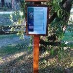 Megújultak a Bükkös tanösvény táblái