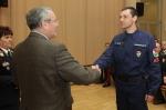Új parancsnoka van a szentendrei hivatásos tűzoltó-parancsnokságnak