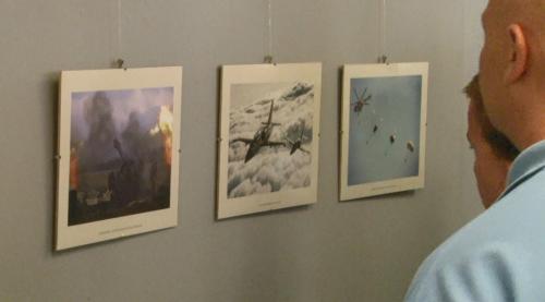 50 év, 50 kép: kiállítás nyílt az Altiszti Akadémia Galériájában